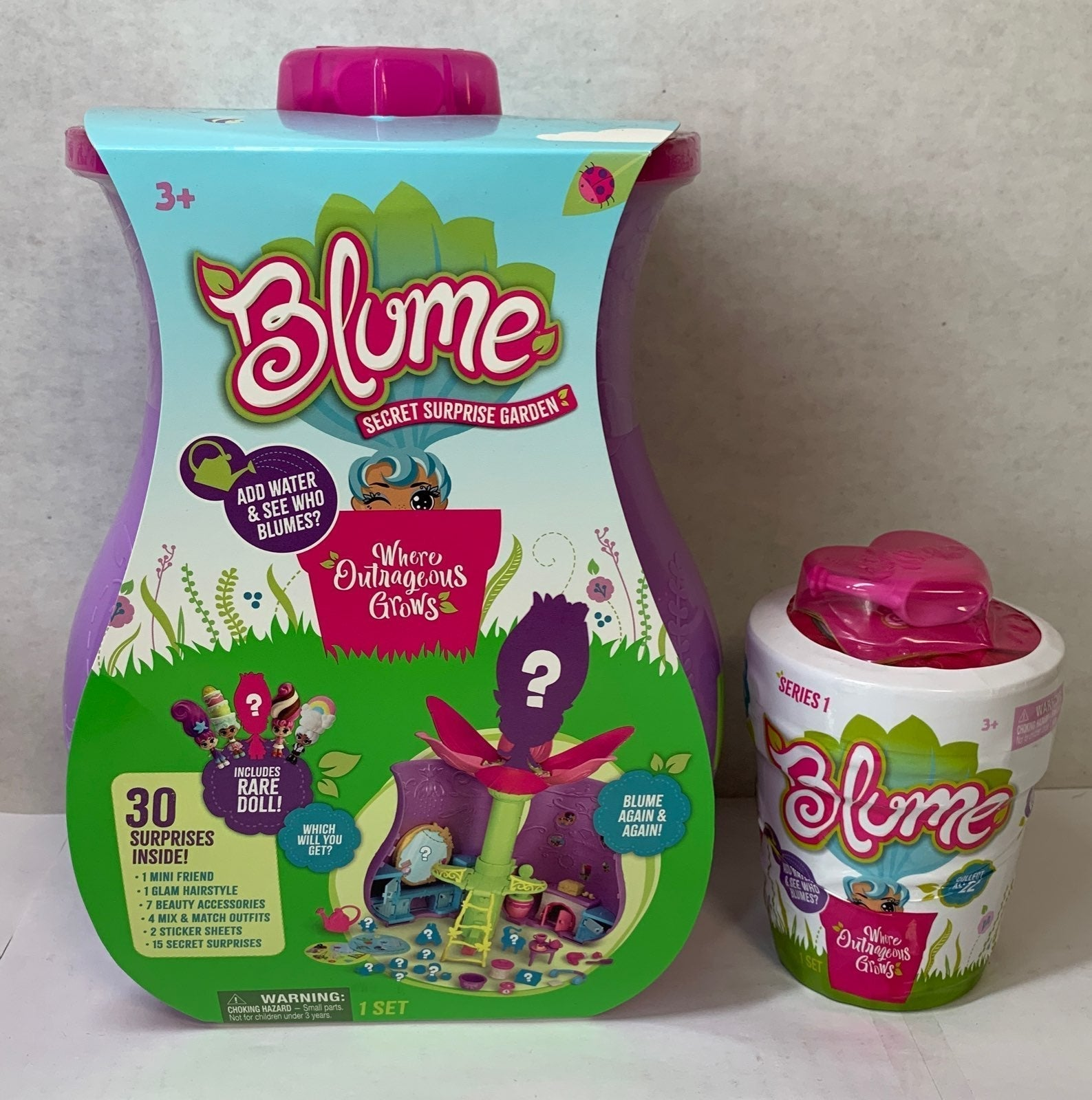 Blume Doll Secret Surprise Doll