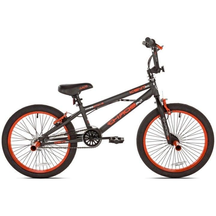 New Kids Freestyle Orange Bike