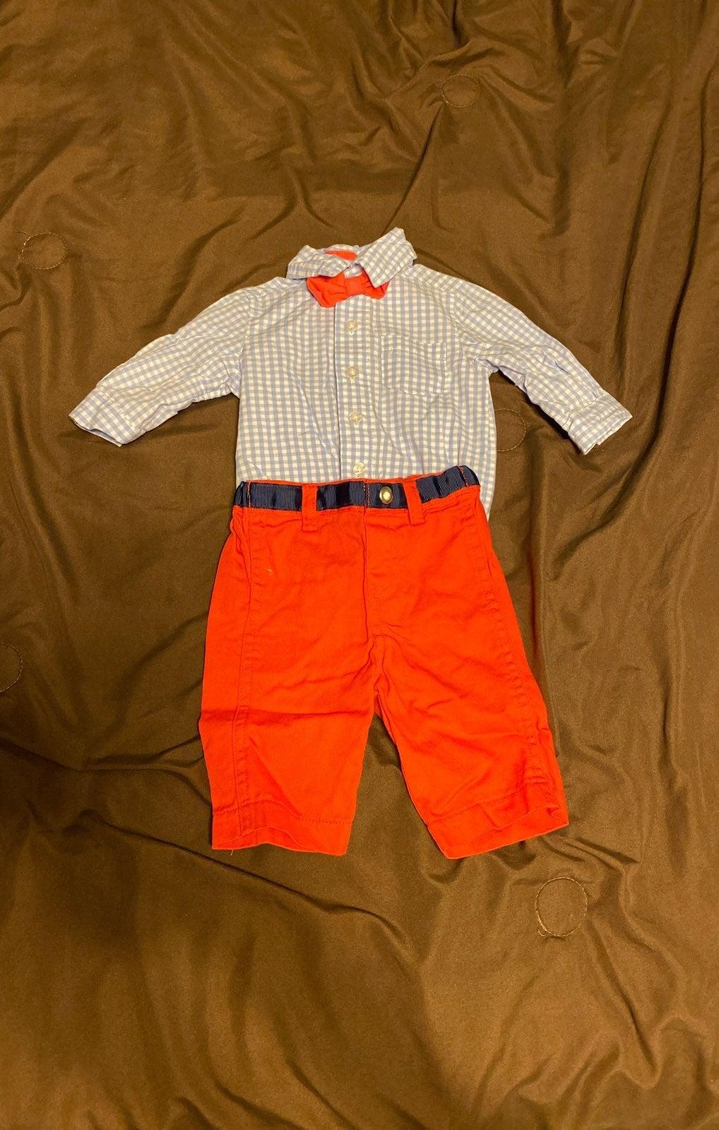 Baby boy newborn outfit