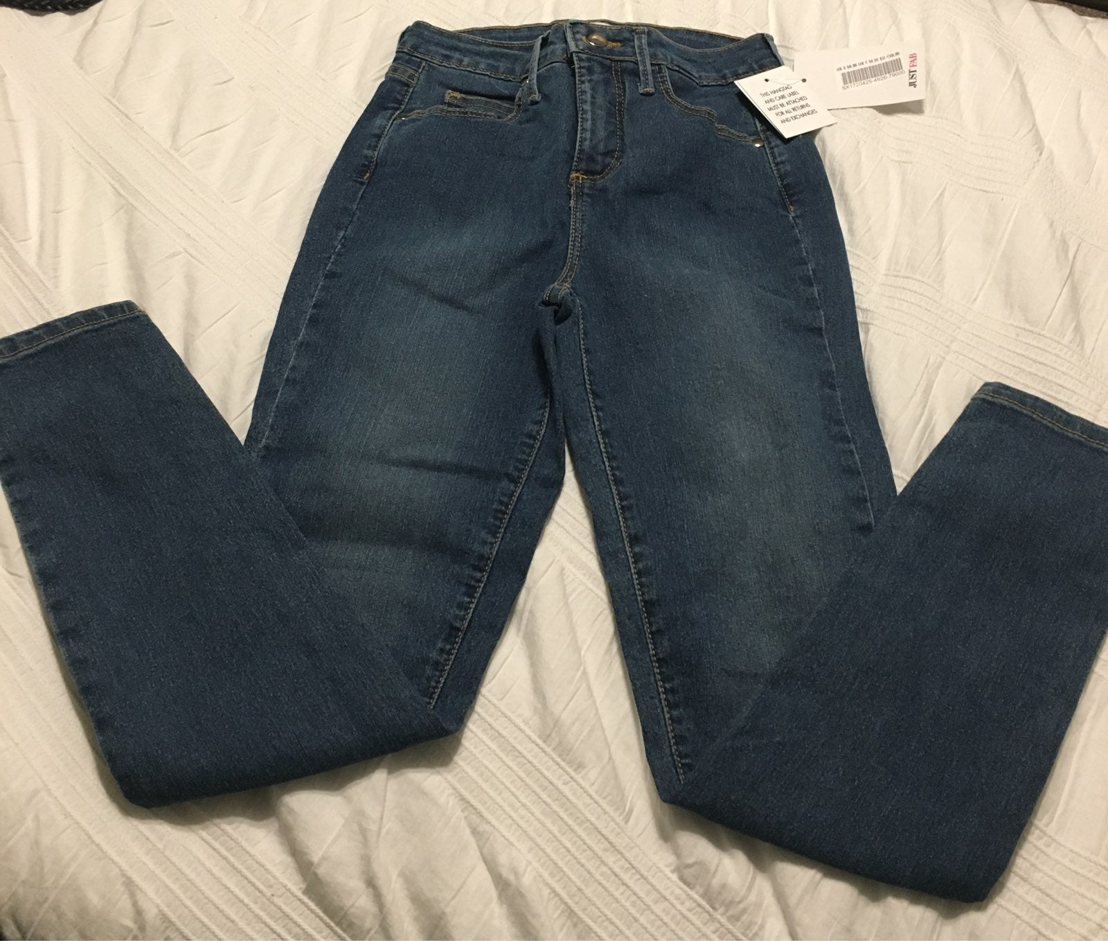 Skinny Jeans just fab size 24