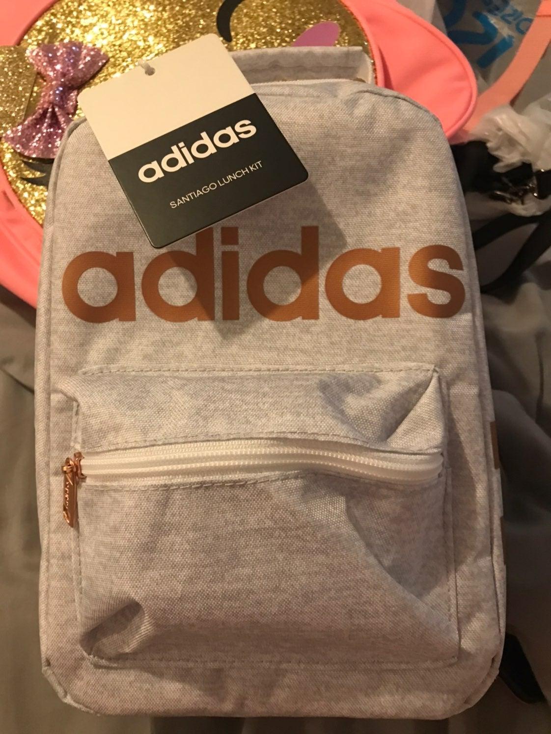 Adidas lunchbox
