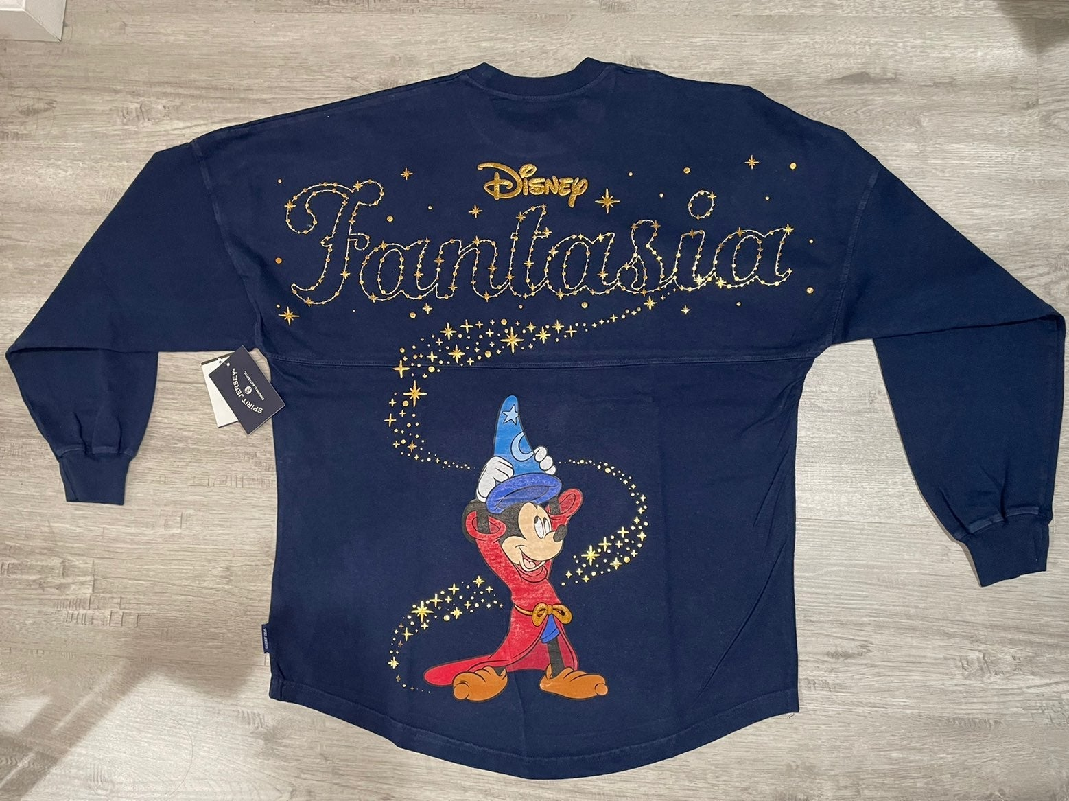 Disney Limited Fantasia Spirit Jersey (L