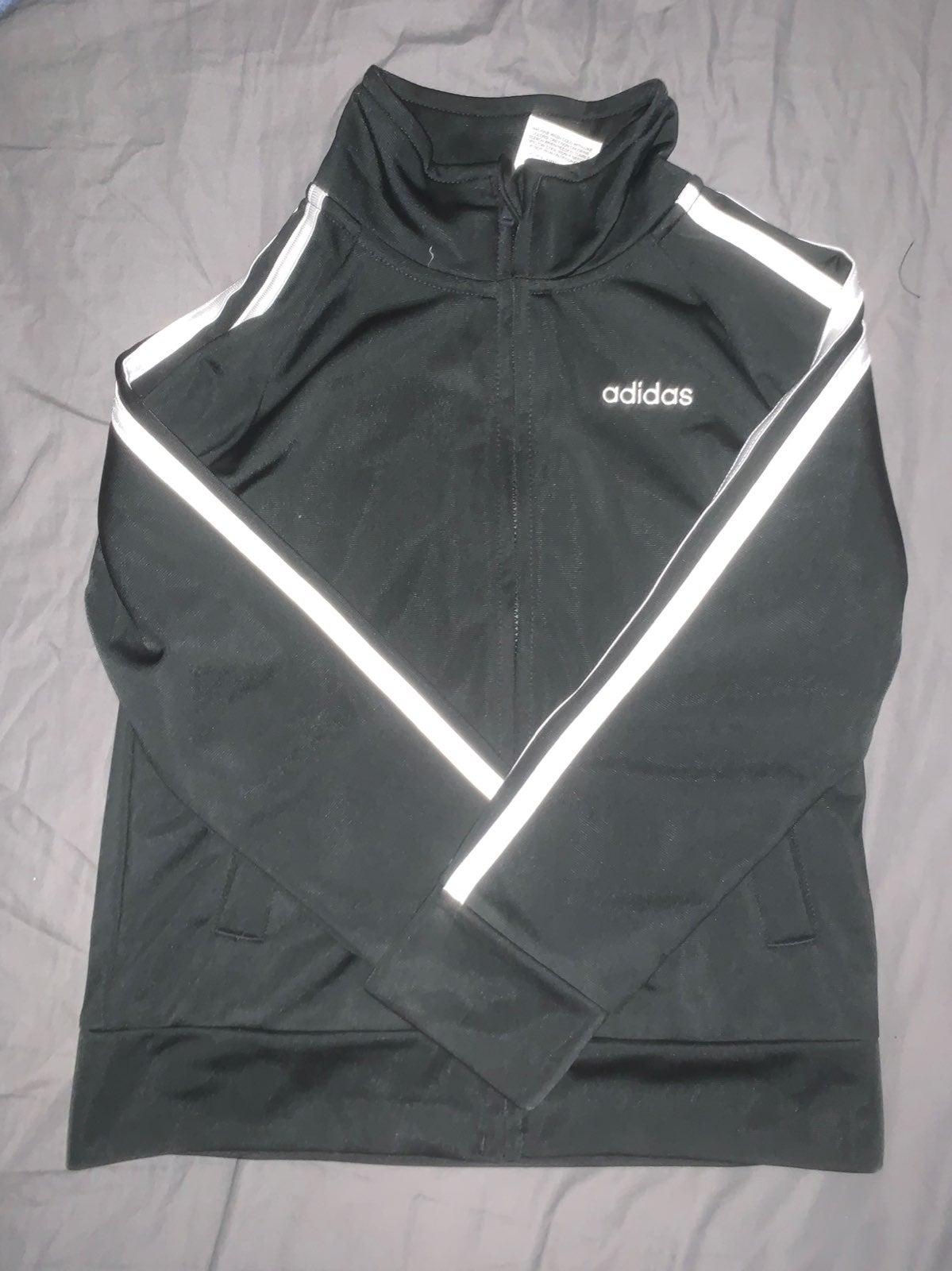 ADIDAS boy track jacket
