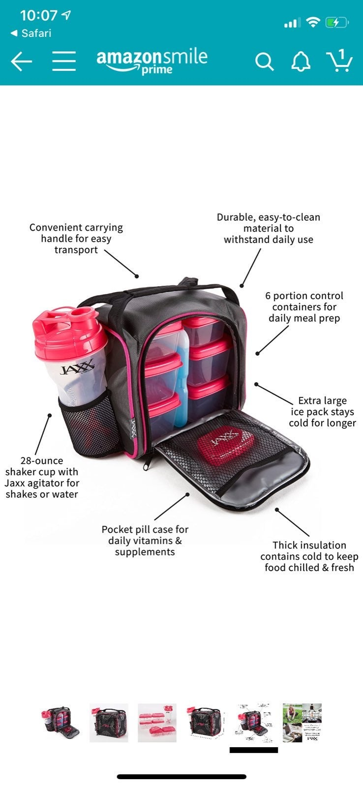 Jaxx Fitpack Set