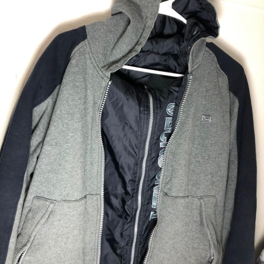 Ecko unltd reversible jacket windbreaker