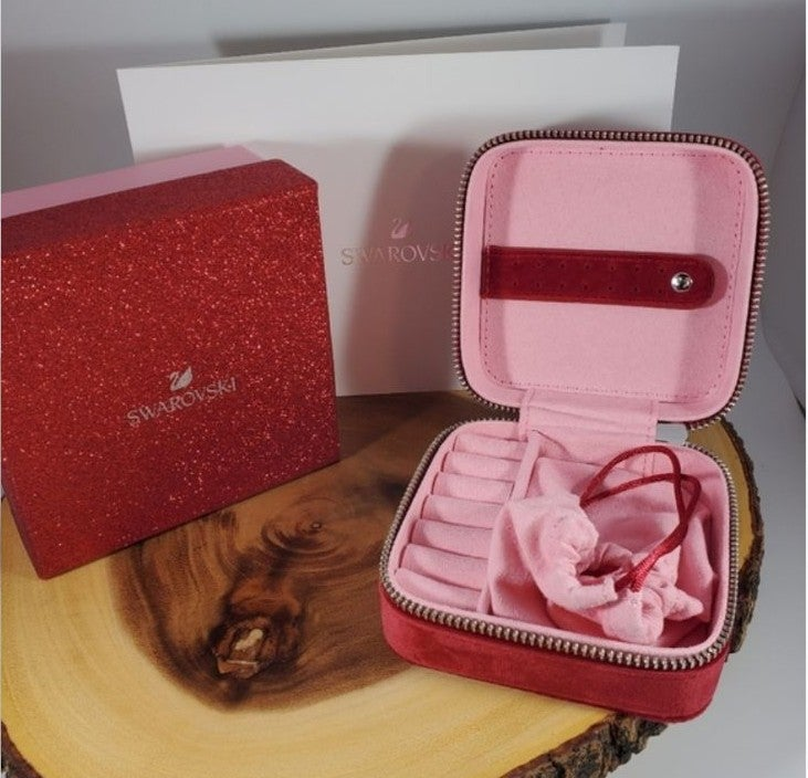 Swarovski Valentine's Day Jewelry Box