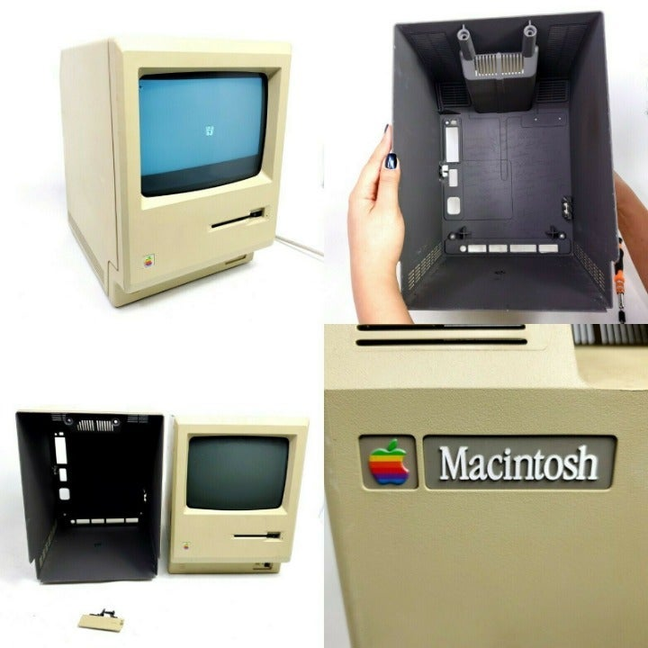For Repair VTG Apple Macintosh 128K PC