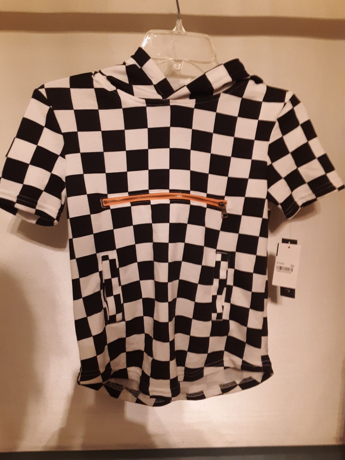 Jawalker checkered top