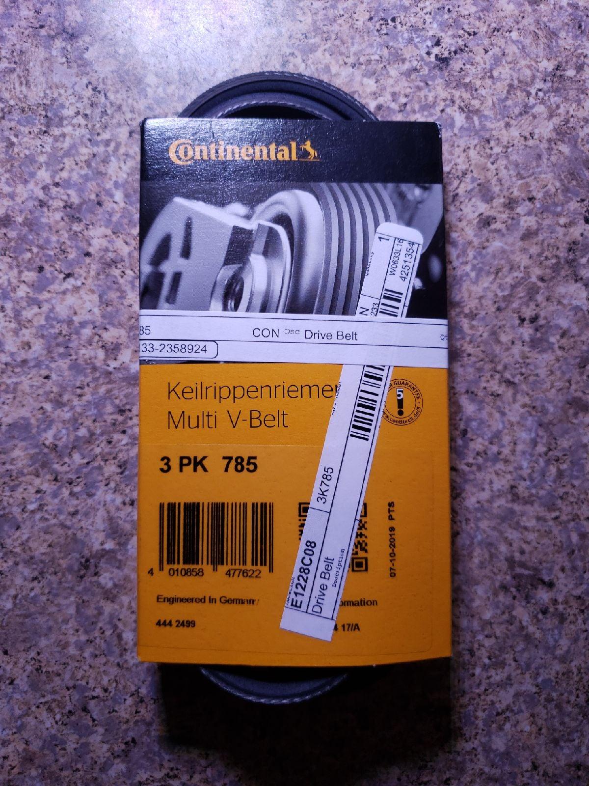 Keilrippenreimeter multi v-belt