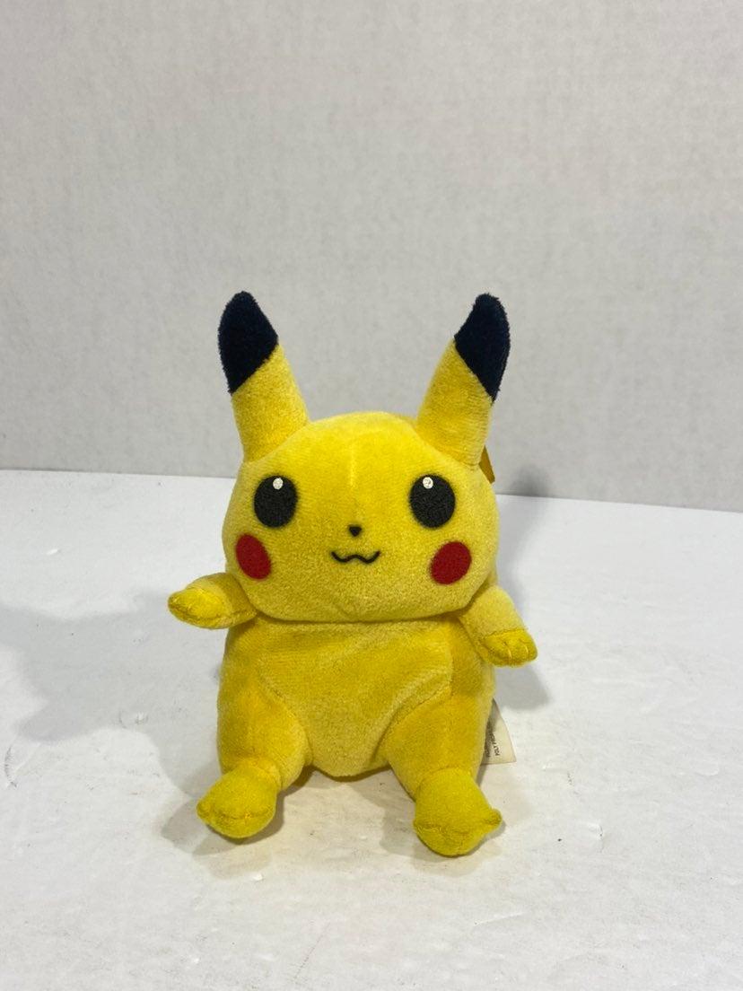 1998 Pokemon PIKACHU Beanie Plush