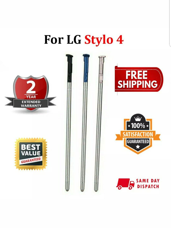 LG stylo 4 Stylus s pen black color