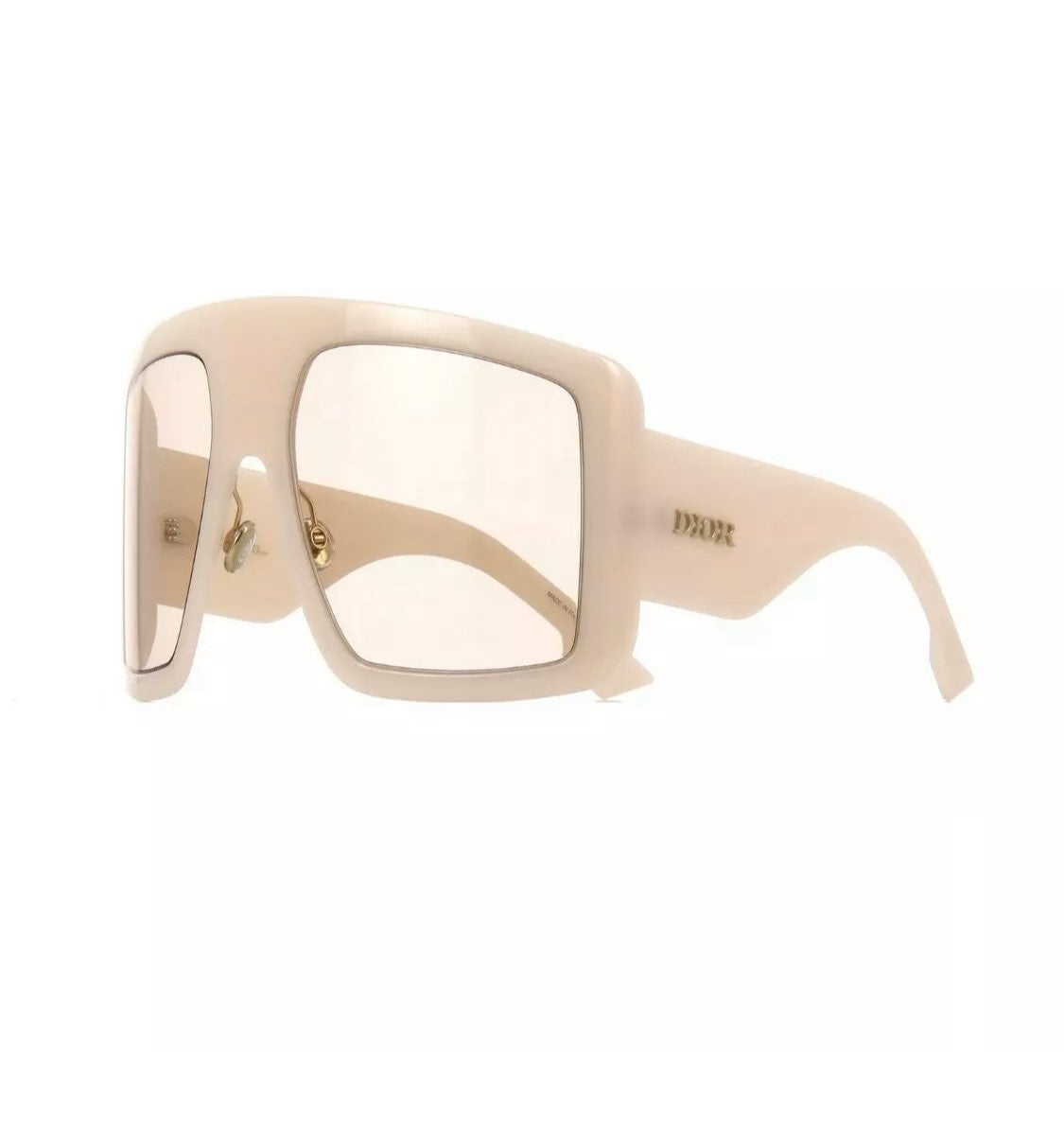 DIOR SO LIGHT 1 Ivory/Pink Sunglasses