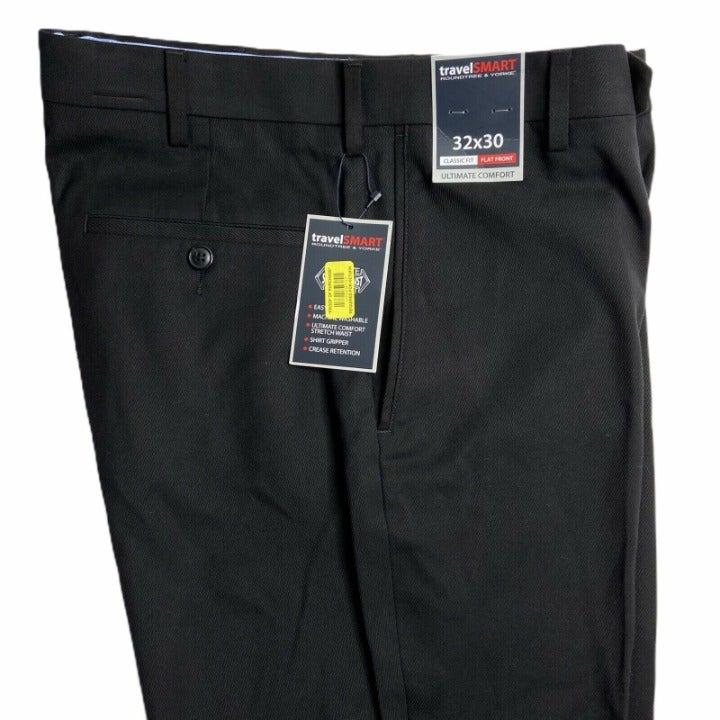 NWT Roundtree & Yorke Travel Smart Pants