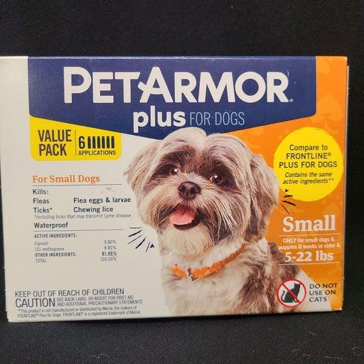 PetArmor Plus Flea and Tick Prevention