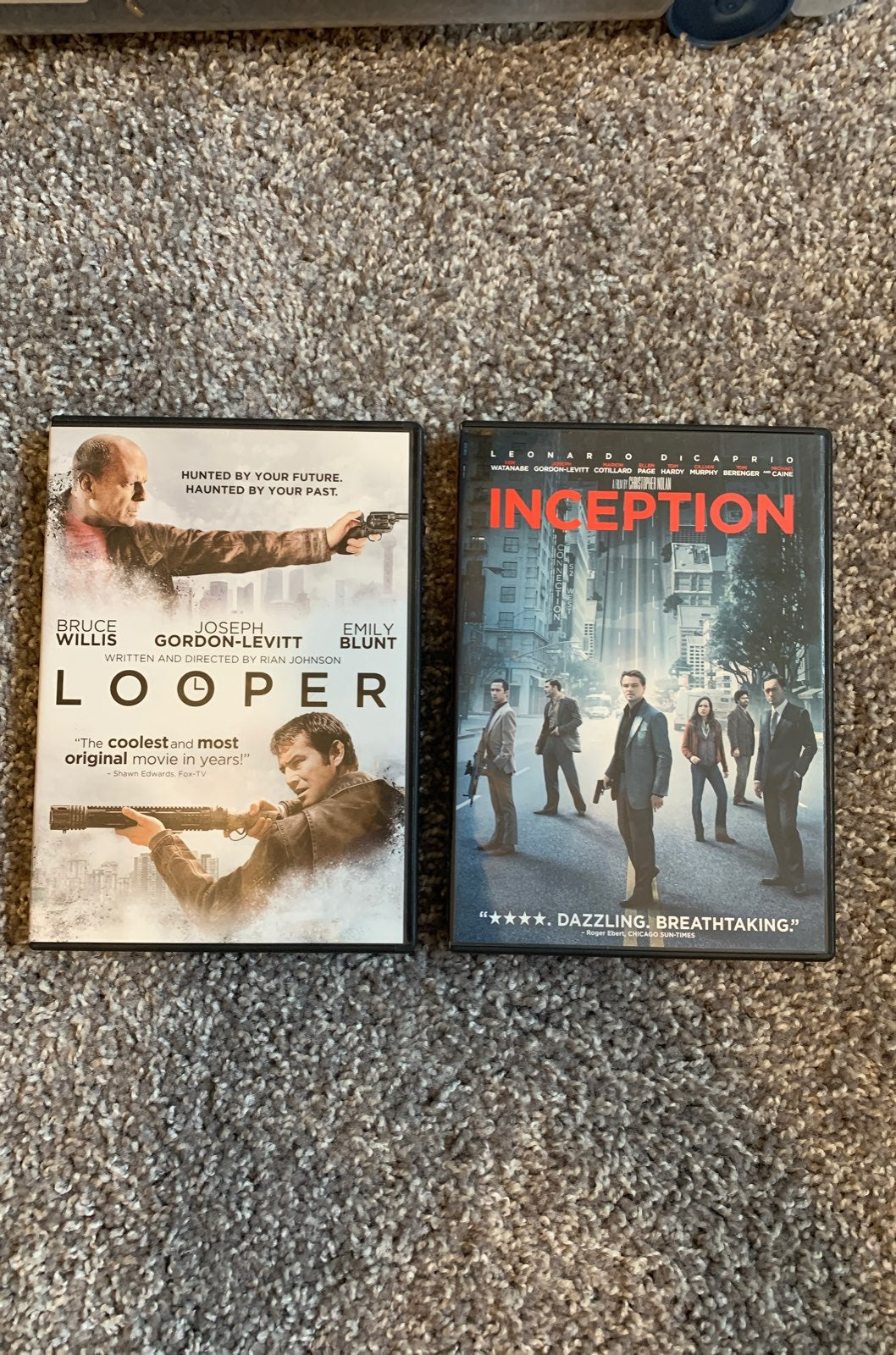 2 dvd bundle