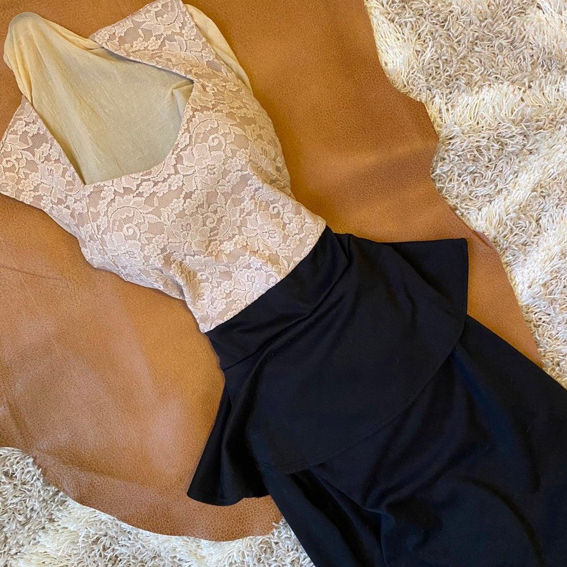 Papaya Sexy Dress
