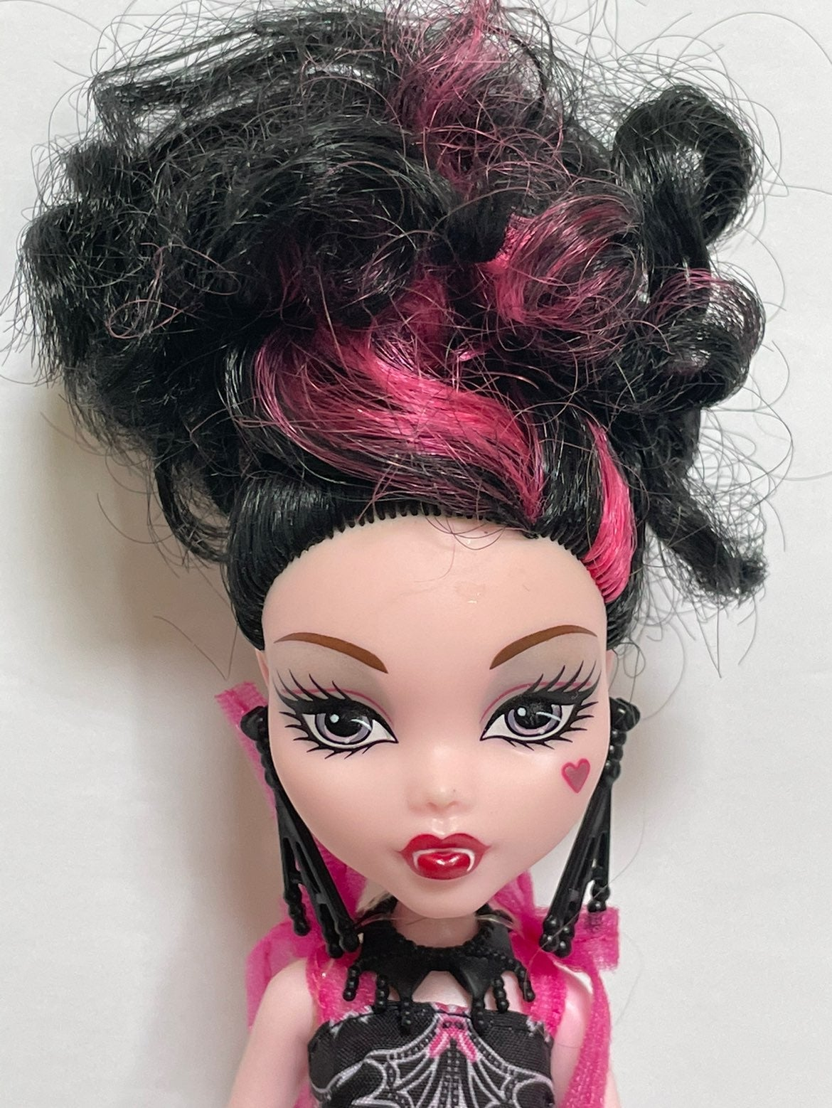 Monster High Draculara Doll