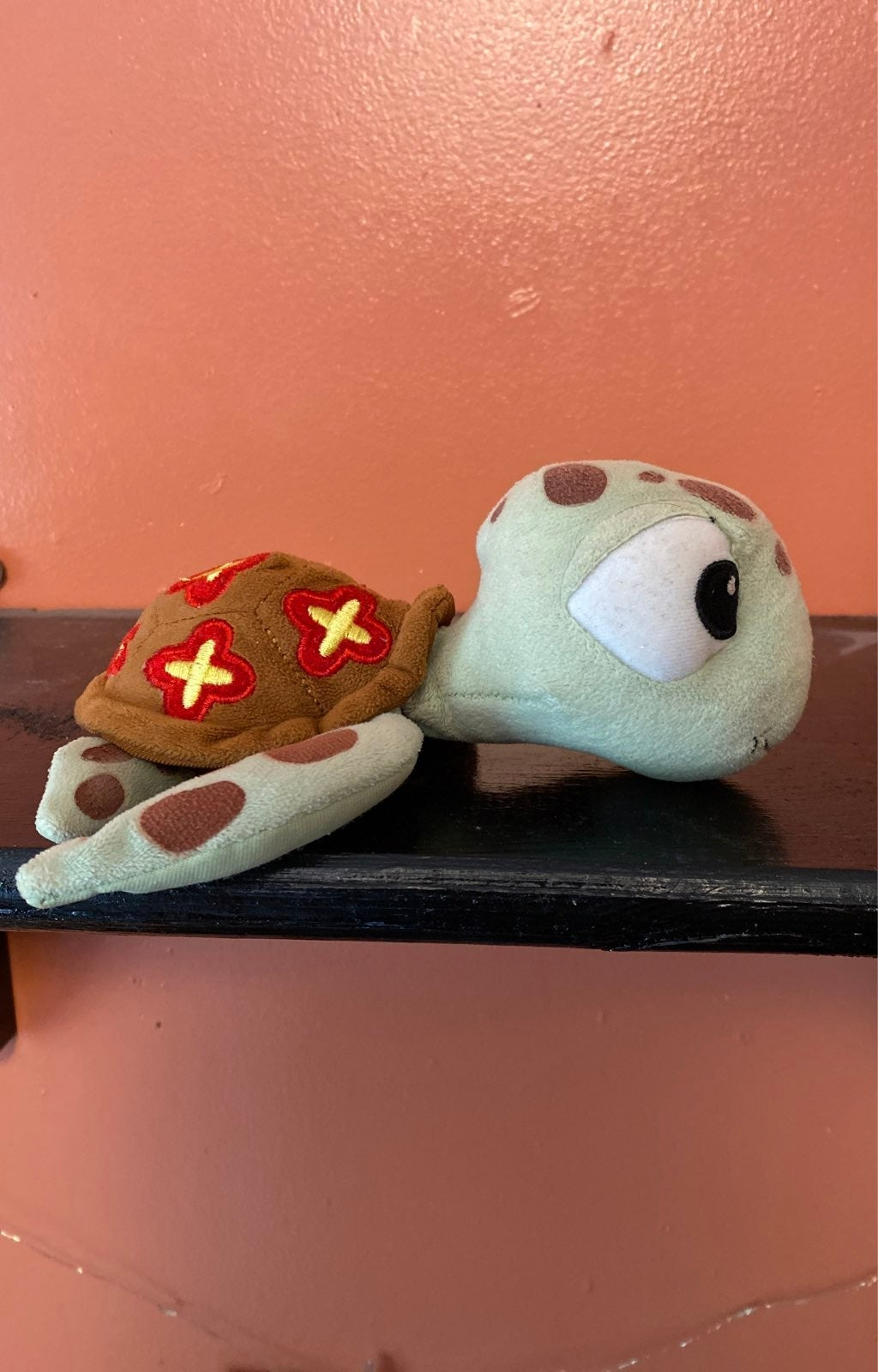 Squirt plush toy. (Finding Nemo)