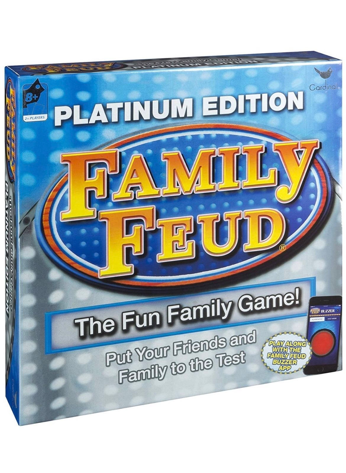 Family Fued Board Game