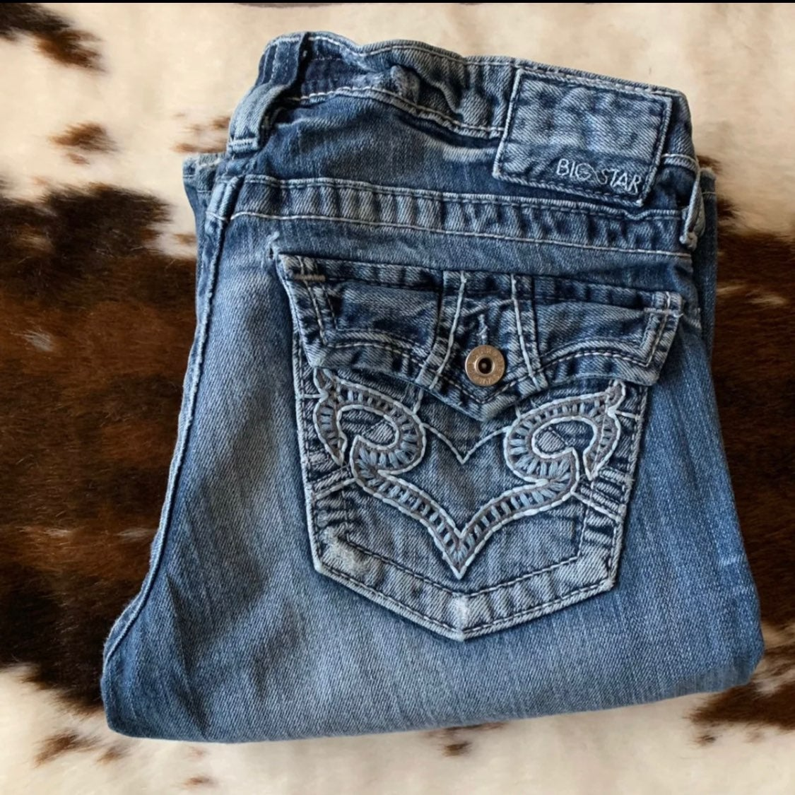 Big Star Boot Jeans 27R