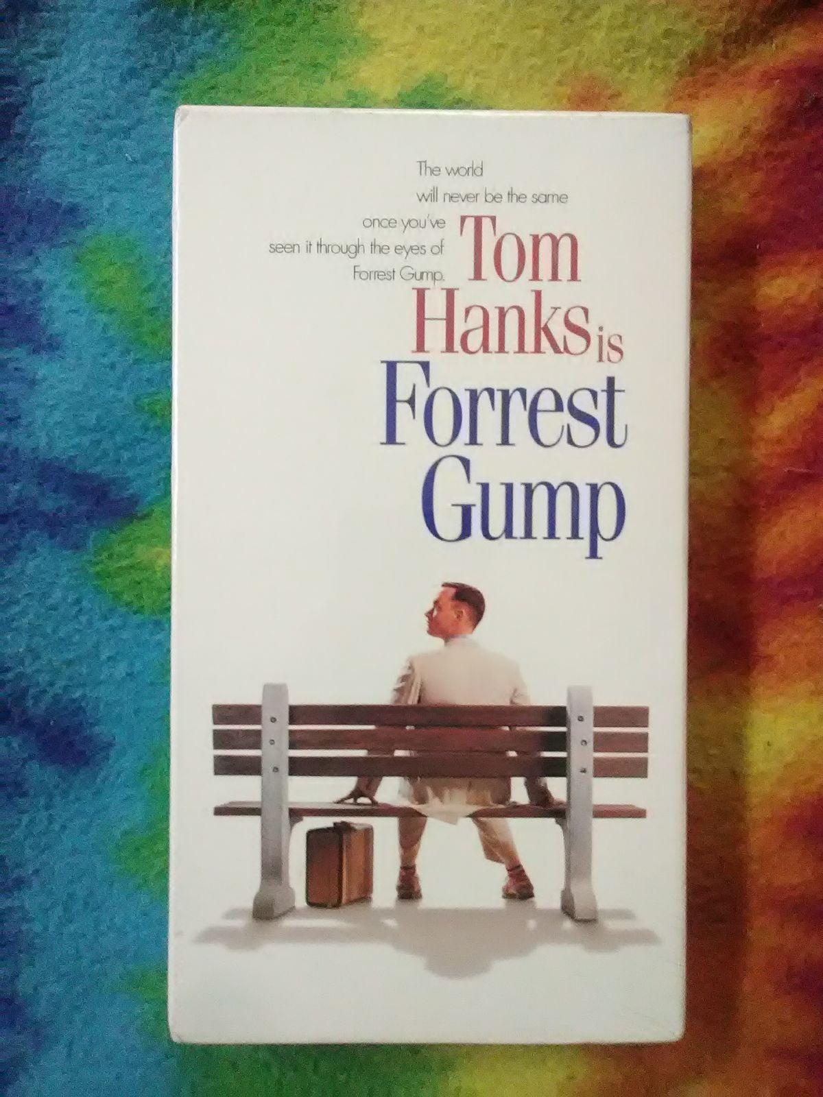 Forrest Gump VHS Tom Hanks Sealed