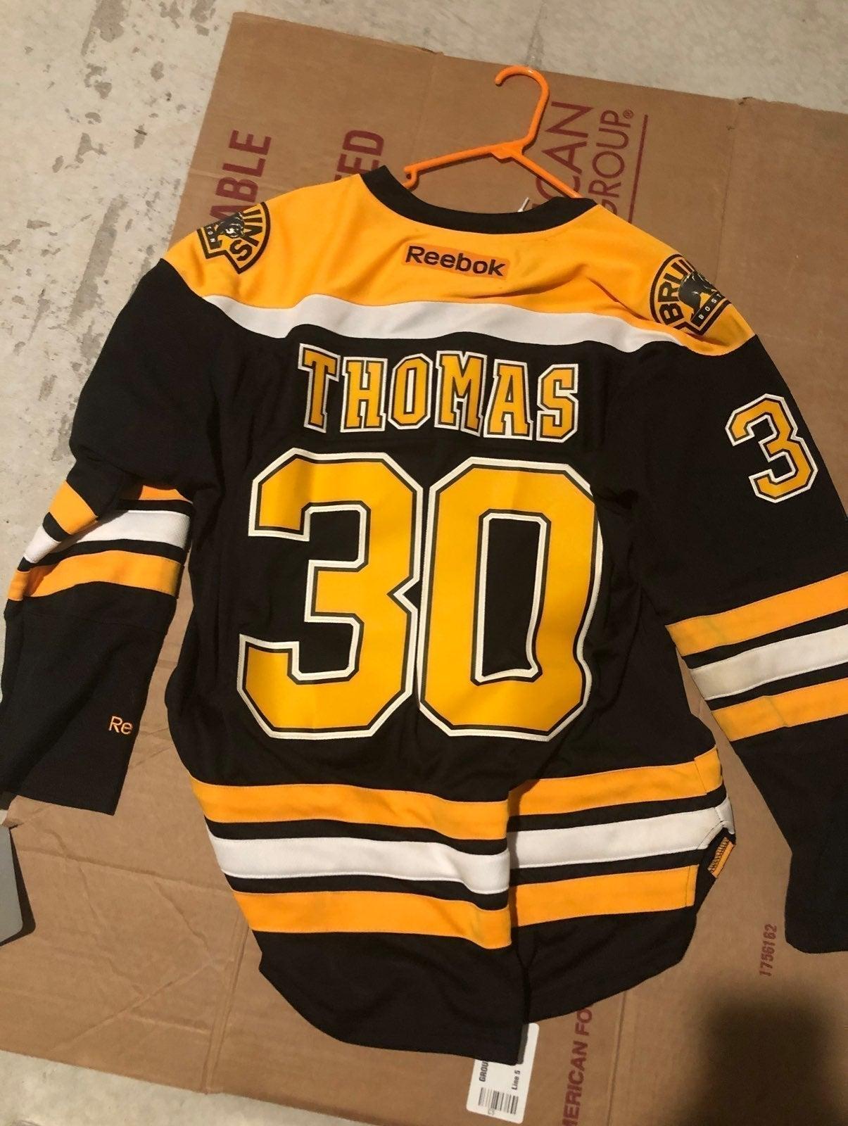 Tim Thomas Jersey