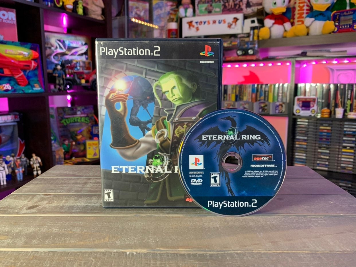 Eternal Ring on Playstation 2