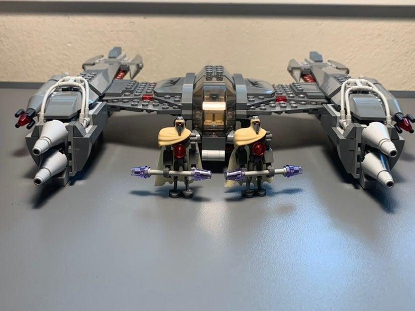 Lego Star Wars Magnagaurd Starfighter