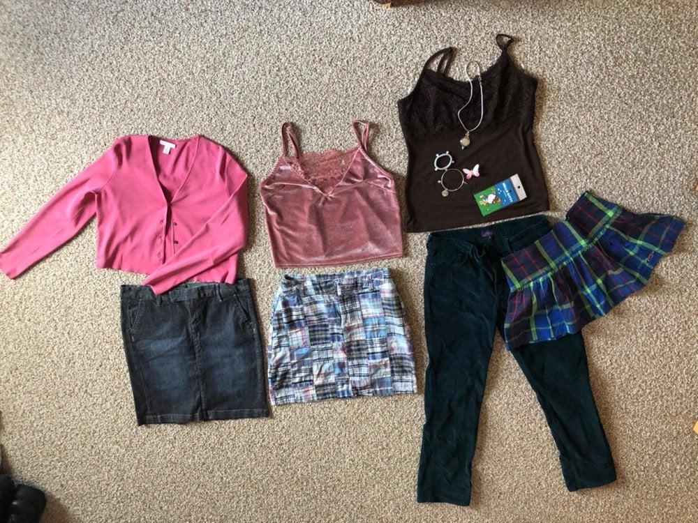 dreamy y2k outfit bundle