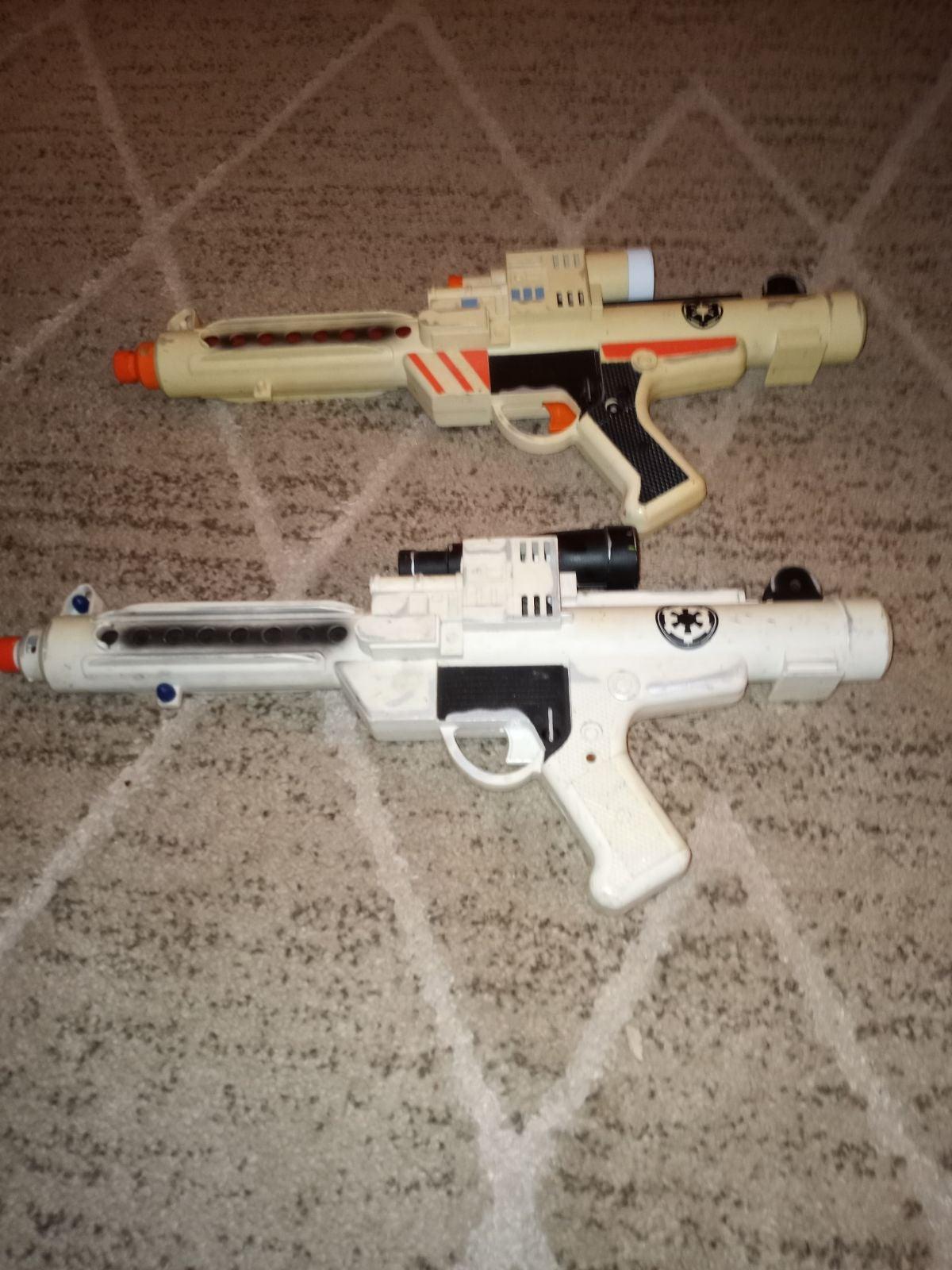 Star Wars Stormtrooper Blasters