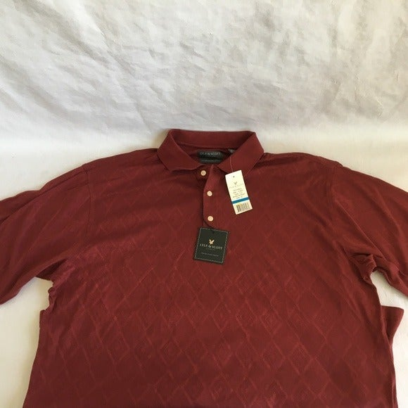 Men's Lyle and Scott Polo Shirt XL