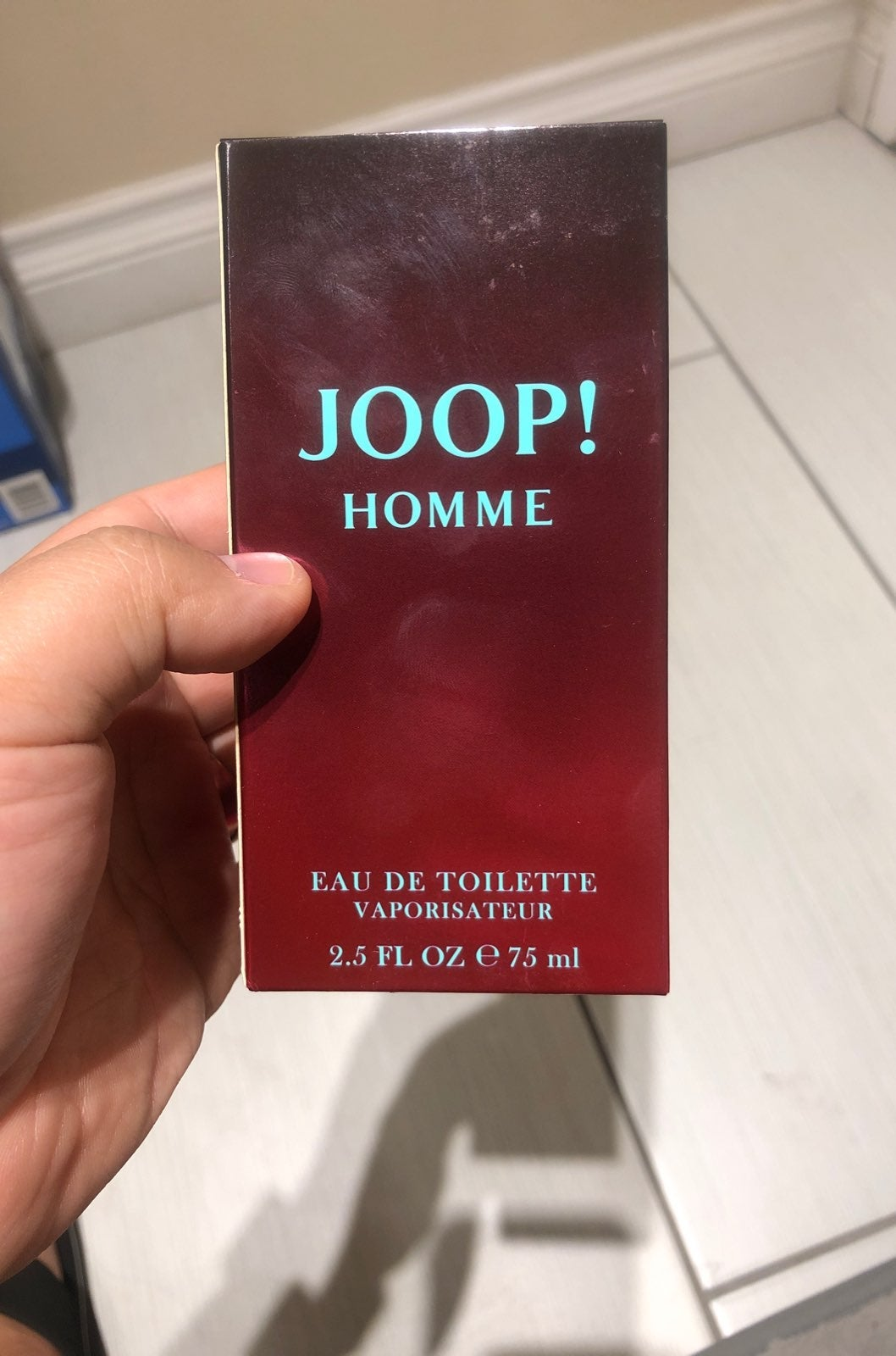 JOOP cologne 2 .5 ounce