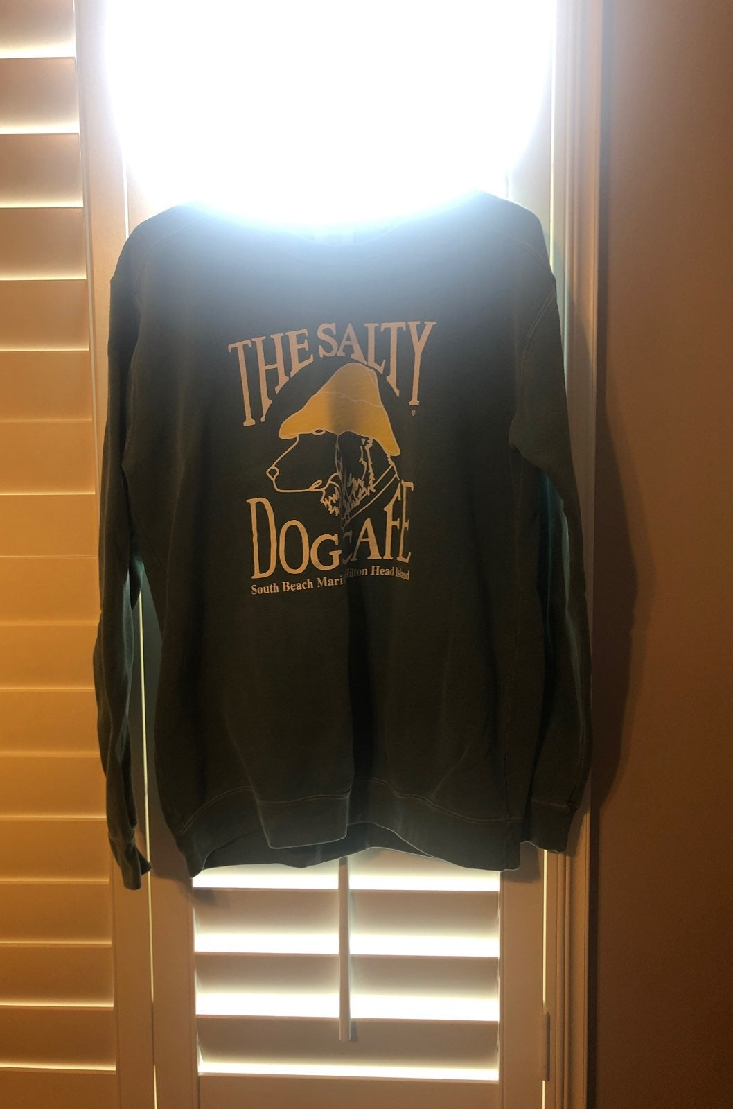 The Salty Dog Cafe Sweatshirt