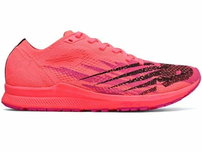 NWT New Balance neon Racing shoe