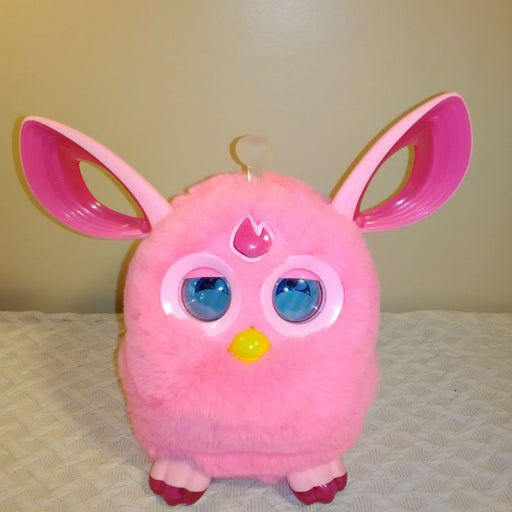 Furby Connect Bluetooth Hot Pink Interac