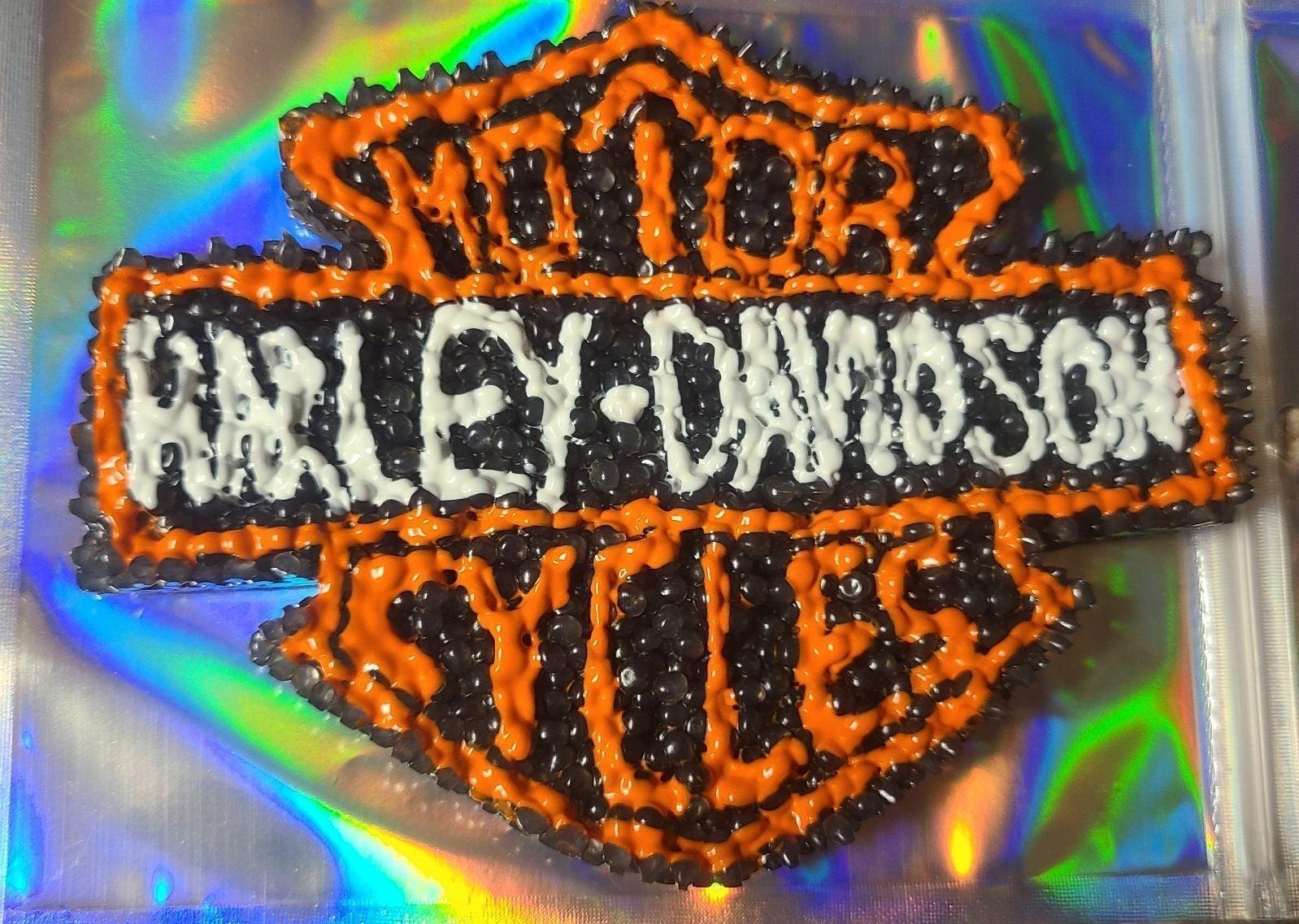 Harley Davidson Logo Large Car Freshie