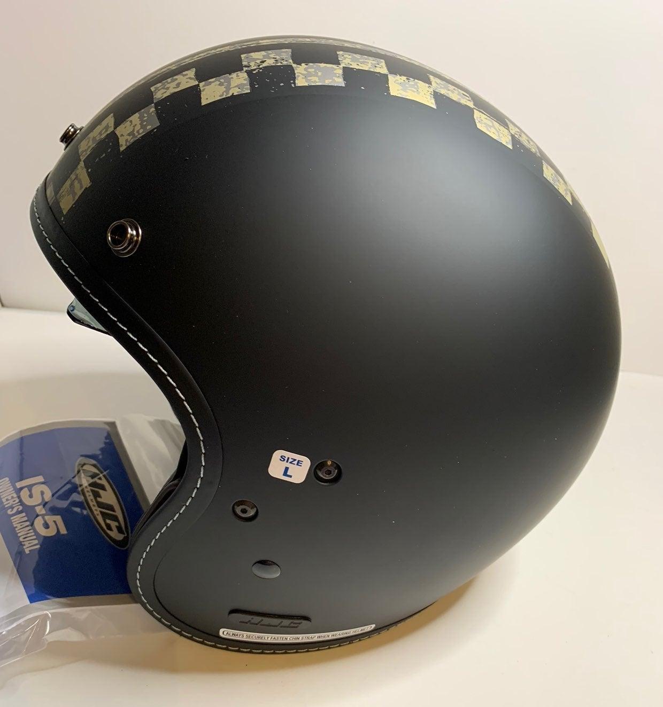 HJC IS-5 Motorcycle Street Helmet-Large