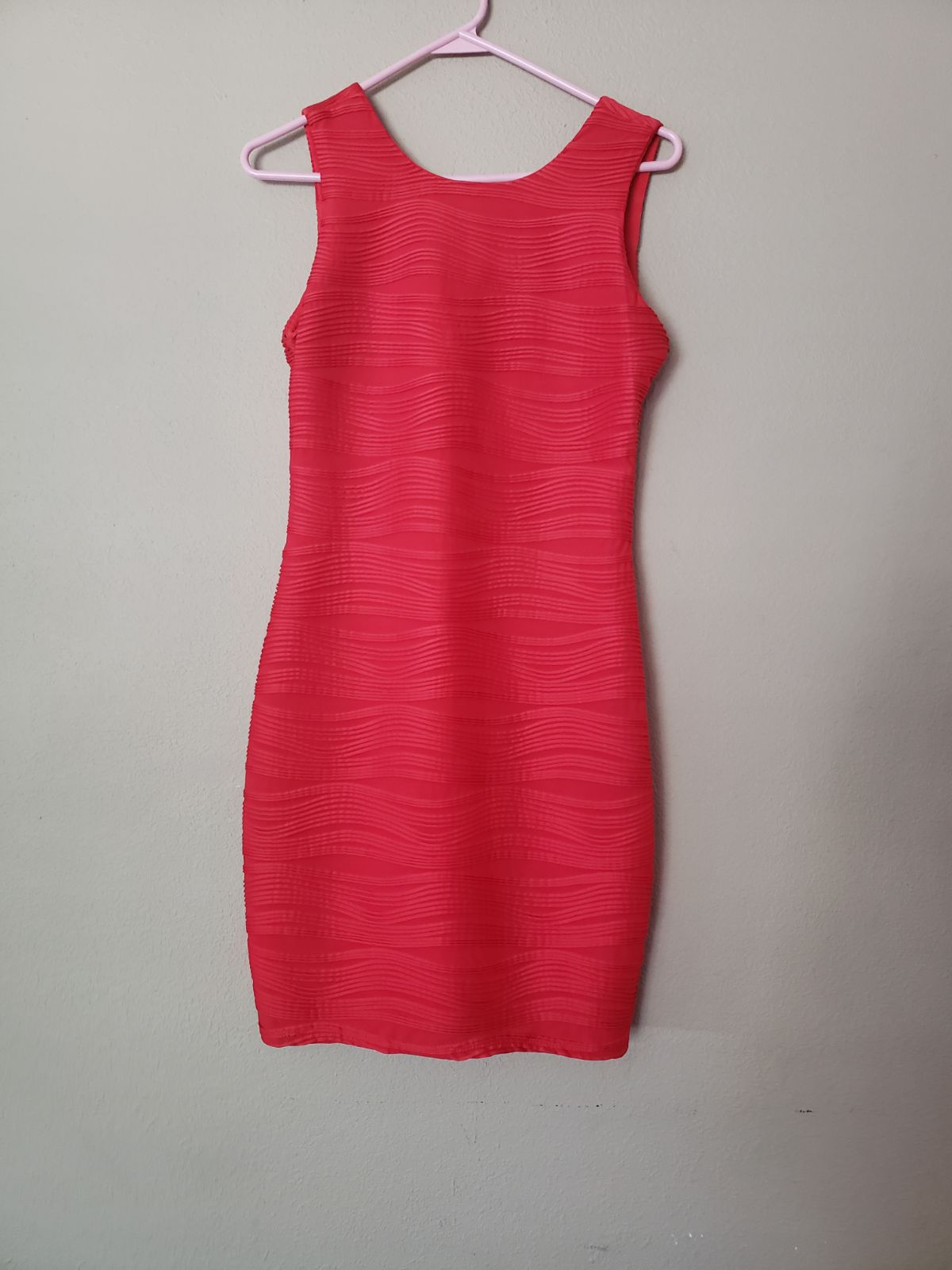 Red Dress Size 9/10