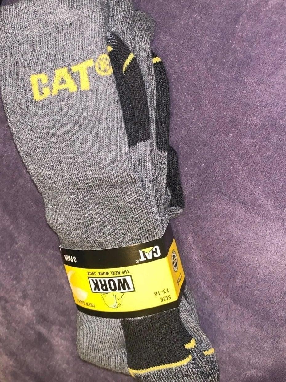 CAT men socks