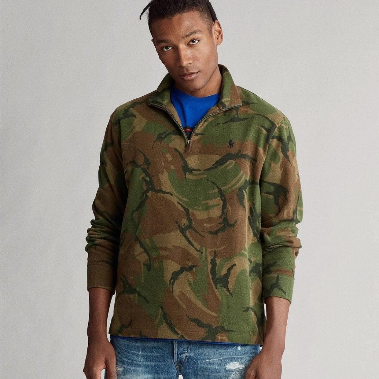 Polo Ralph Lauren Camo pullover M