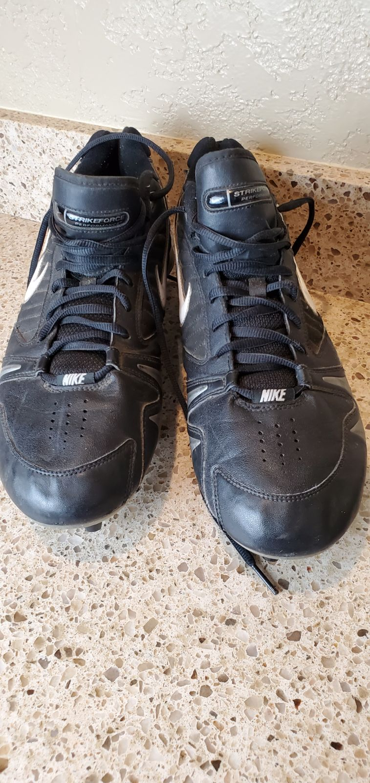 Nike size 12 soccer cleats