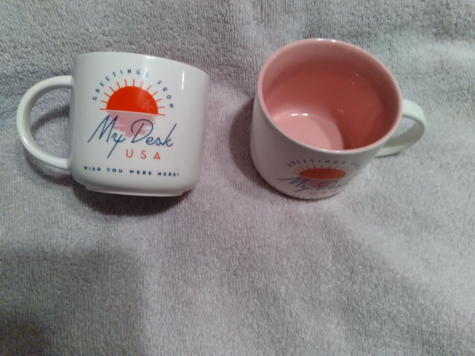 coffee mugs set