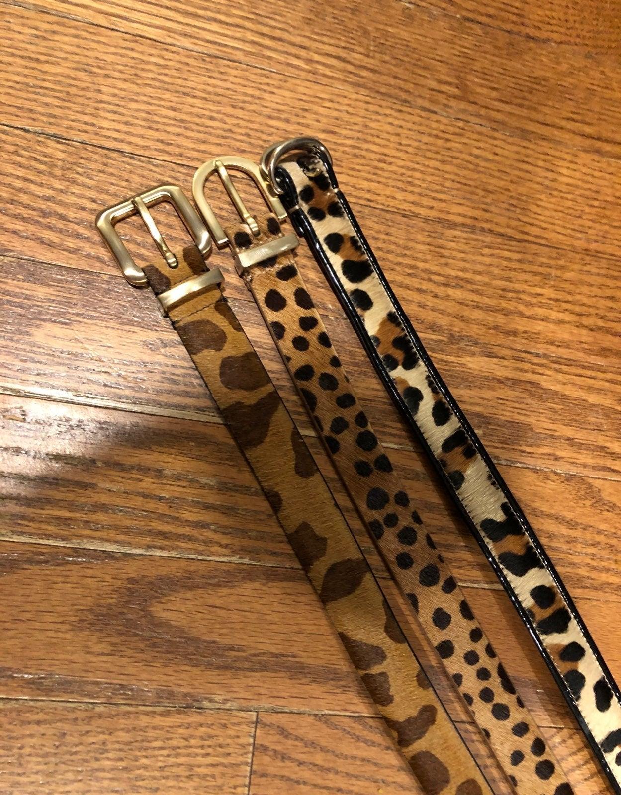 Womans Belts 2x/3x