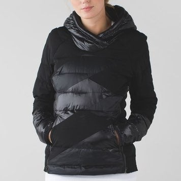 Lululemon Down Right Cozy puffer jacket