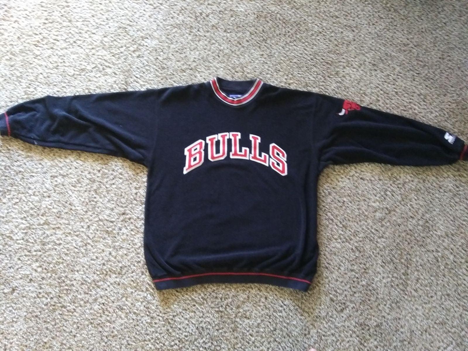 Starter Chicago Bulls sweater