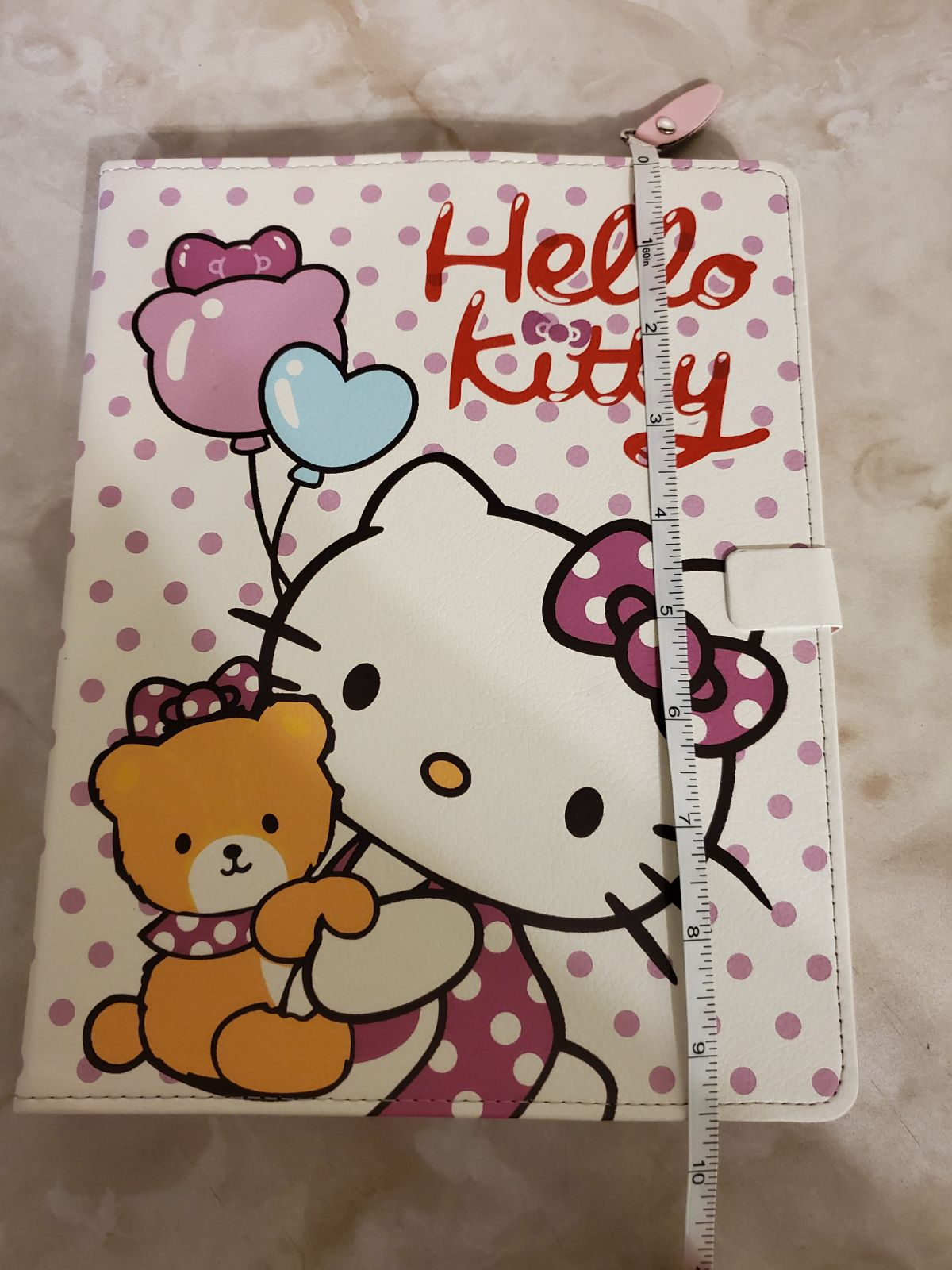 2011 Hello Kitty IPAD case