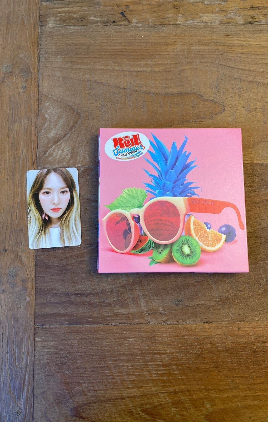 Red Velvet The Red Summer and Wendy PC
