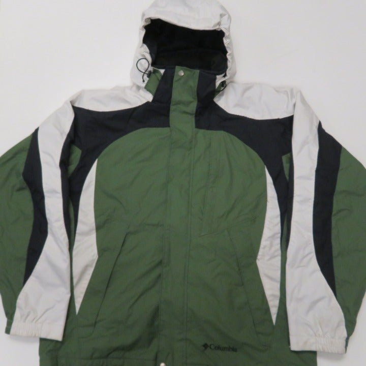 Columbia 3-in-1 Winter Jacket Mens M