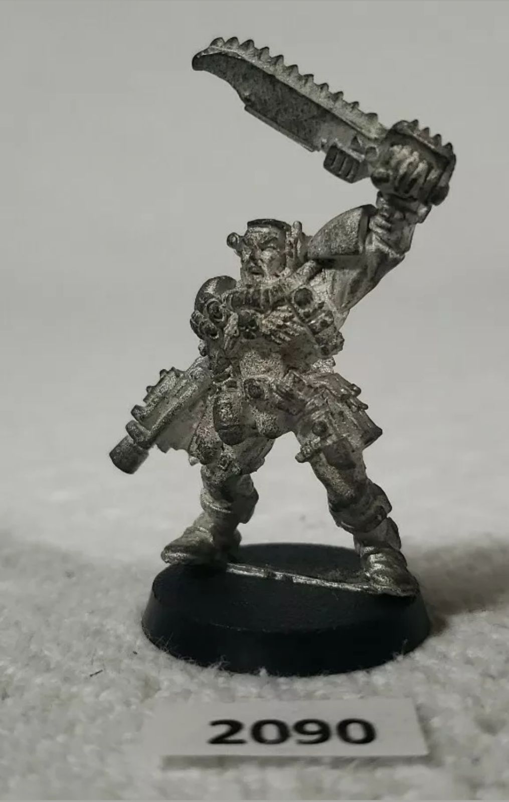 Warhammer 40k Metal Space Marine Scout S
