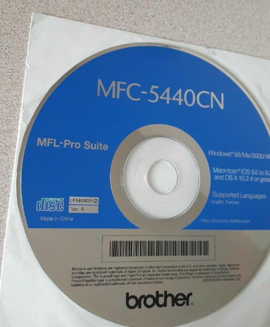 MFC-5440CN MFL-Pro Suite